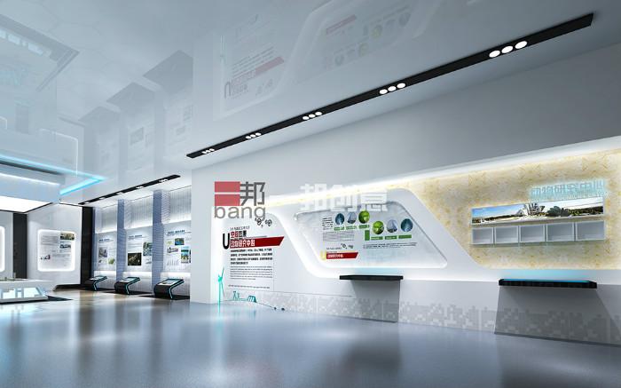天瑞普生物企业展厅